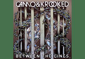 Camo & Krooked - BETWEEN THE LINES  - (CD)