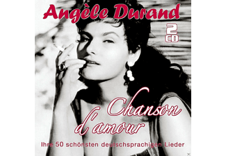 Angèle Durand - Chanson D'amour-50 Große Erfolge In Deutsch  - (CD)