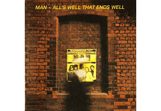 Man - All's Well That Ends Well (Deluxe)  - (CD)