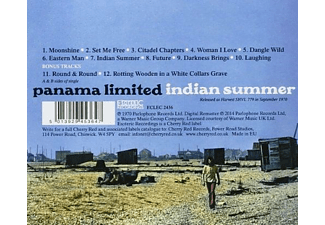 Panama Limited - Indian Summer (Expanded + Remastered Ed.)  - (CD)