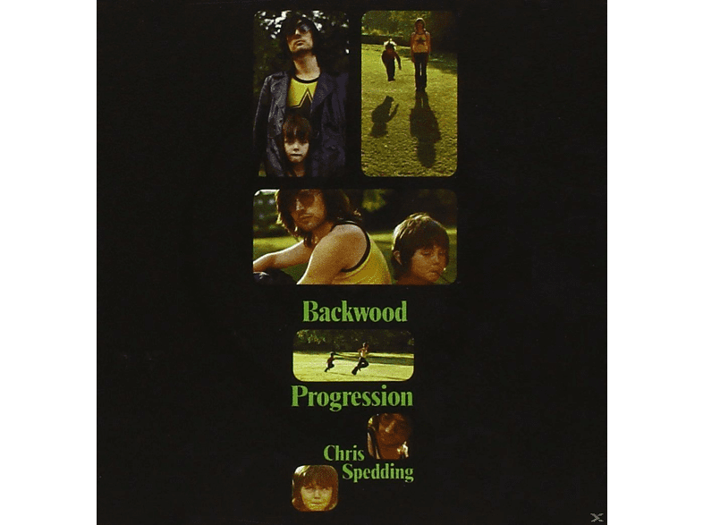 Spedding Chris - Backwood Progression (Remastered Edition) [CD]