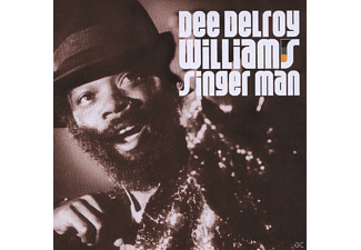 Delroy Williams - Singer Man  - (CD)