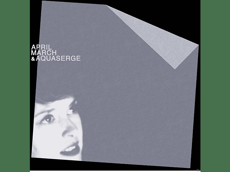 April March & Aquaserge - April March & Aquaserge [CD]