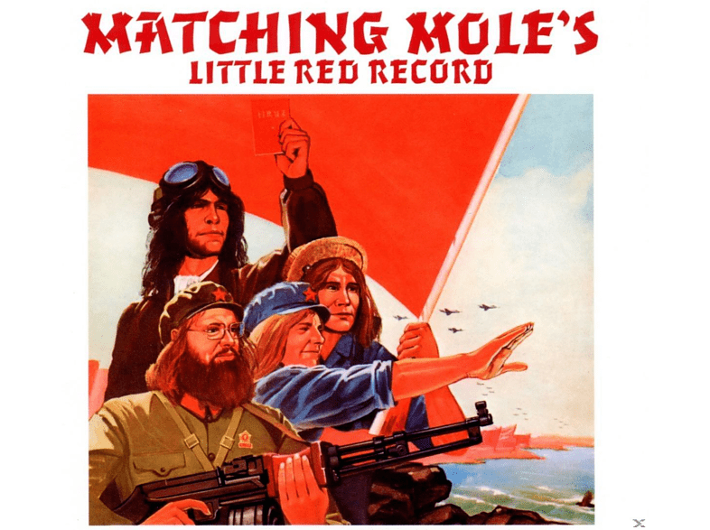 Matching Mole - Little Red Record / Remastered + Expanded [CD]