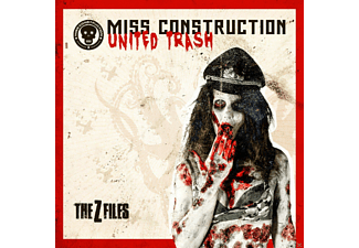 Miss Construction - United Trash (The Z Files) - (CD)