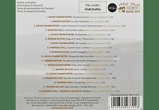 Butler,Margie/Frankfurter,Aryeh/Harpers Hall - Celtic Harp  - (CD)