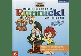 Pumuckl - 35:Pumuckl Und Die Gartenzwerge/Pumuckl Will Schreiner Werden  - (CD)