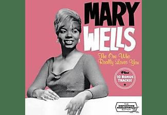 Mary Wells - The One Who Really Loves You+10 Bonustracks  - (CD)