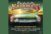 VARIOUS - Rockabilly Nationals-Part 2 [CD]