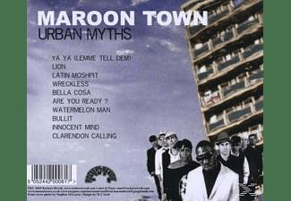 Maroon Town - Urban Myths  - (CD)