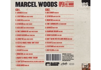Marcel Woods - Open All Hours  - (CD)