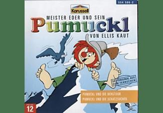 Pumuckl - 12:Pumuckl Und Die Bergtour/Pumuckl Und Die Schatzsucher  - (CD)