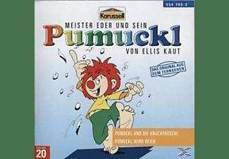 Pumuckl - 20:Pumuckl Und Die Knackfrösche/Pumuckl Wird Reich  - (CD)