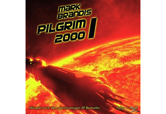 - Mark Brandis 13: Pilgrim 2000 (Teil 1 von 2)  - (CD)