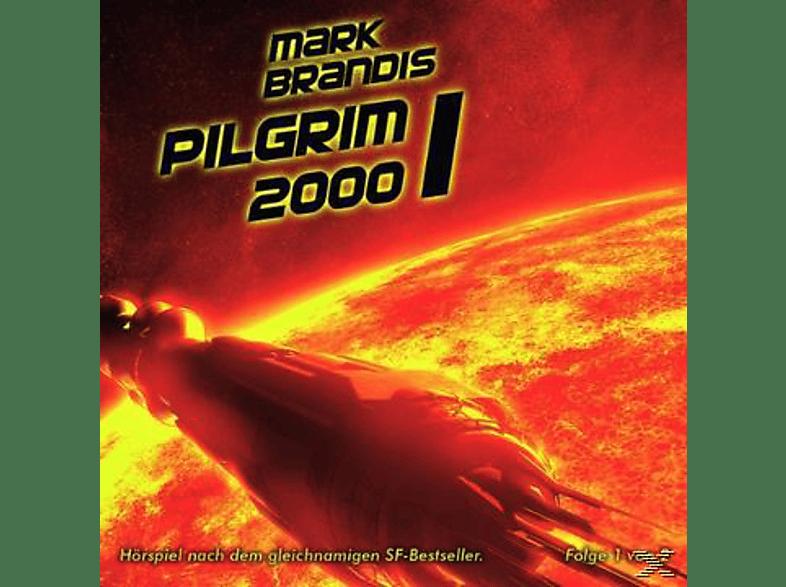 Mark Brandis 13: Pilgrim 2000 (Teil 1 von 2) - (CD)
