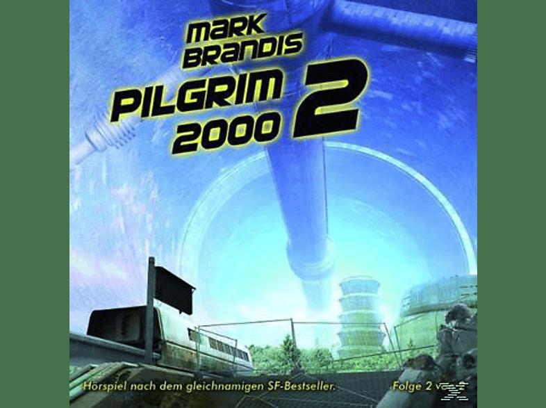 Mark Brandis 14: Pilgrim 2000 (Teil 2 von 2) - (CD)