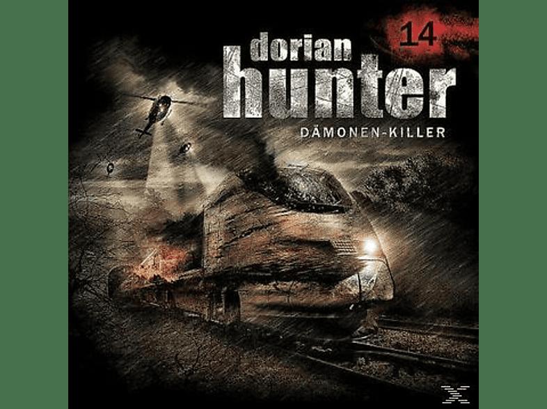 Dorian Hunter 14: Jagd nach Paris - (CD)