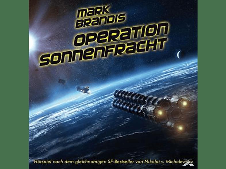 Mark Brandis 16: Operation Sonnenfracht - (CD)
