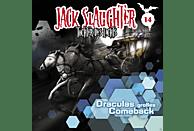 Jack Slaughter 14: Draculas großes Comeback - (CD)