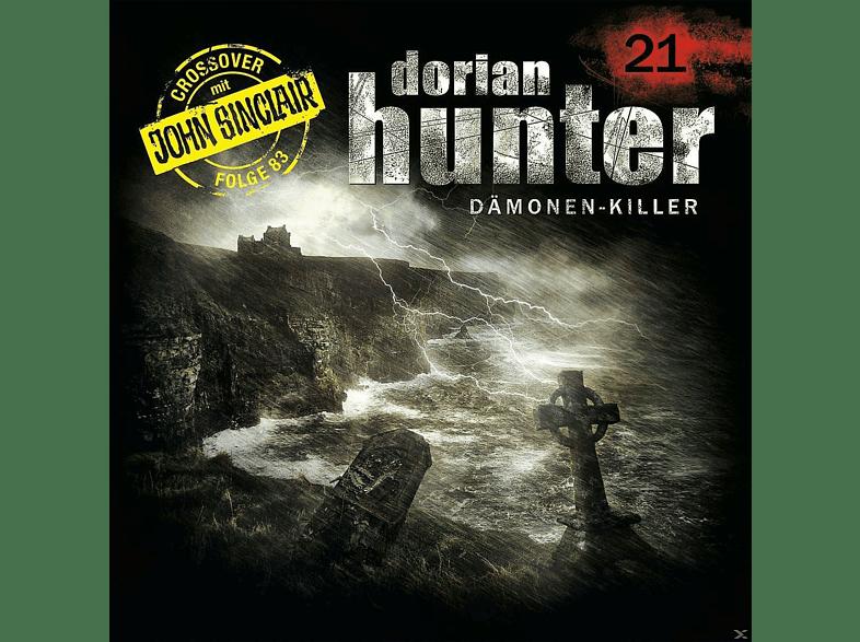 Hunter Dorian - Dorian Hunter 21: Herbstwind - (CD)