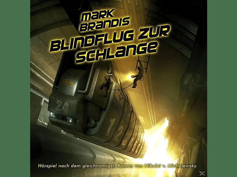 Mark Brandis - Mark Brandis 24: Blindflug zur Schlange - (CD)