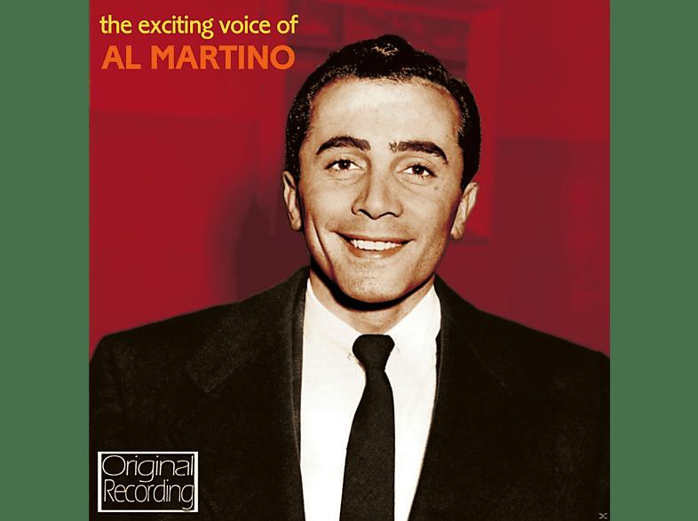 Al Martino - The Exciting Voice Of Al Martino [CD]