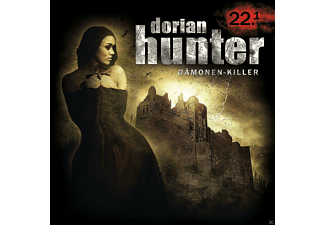 Dorian Hunter 22.1: Esmeralda - Verrat - 1 CD - Horror