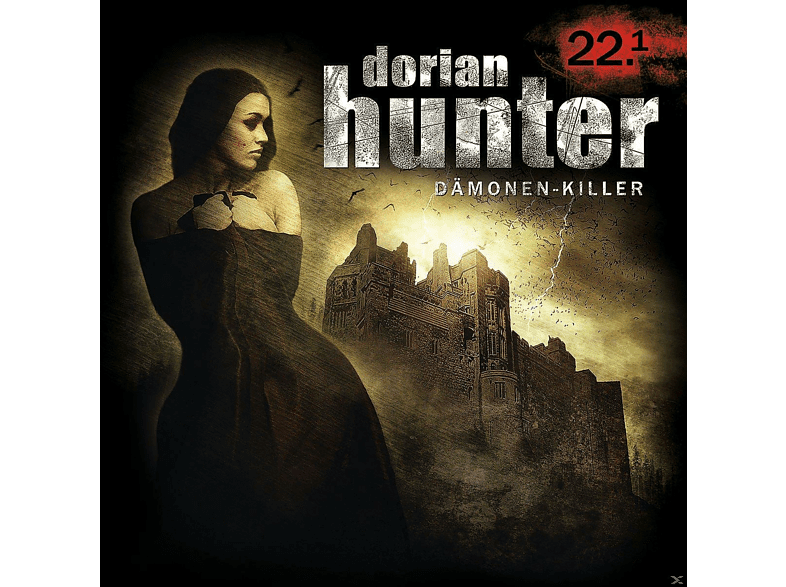 Dorian Hunter 22.1: Esmeralda - Verrat - (CD)
