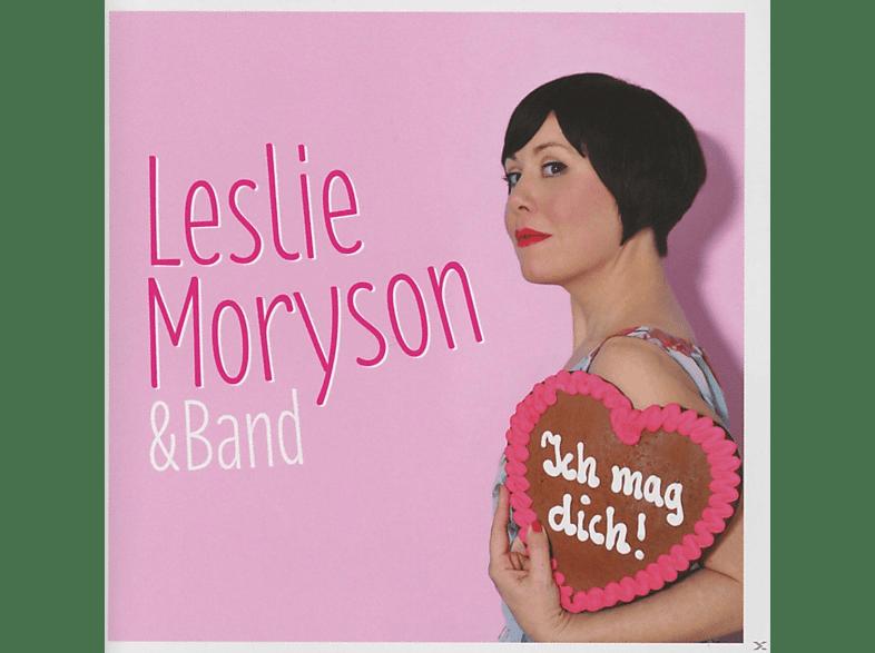Leslie Moryson & Band - Ich Mag Dich. [CD]