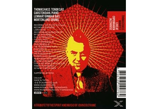 Thomas Hass Quartet - Live At Copenhagen Jazzhouse  - (CD)