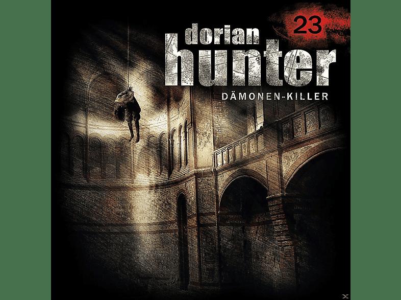 Dorian Hunter - Dämonenkiller 23: Tod eines Freundes - (CD)