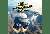 Mark Brandis 27: Metropolis-Konvoi - (CD)