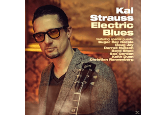 Kai Strauss - Electric Blues - (CD)