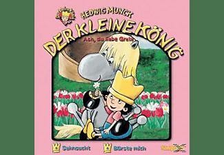 Der kleine König 09: Ach, du liebe Grete  - (CD)