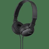 SONY MDR-ZX110, On-ear Kopfhörer  Schwarz