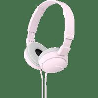 SONY MDR-ZX110, On-ear Kopfhörer  Pink