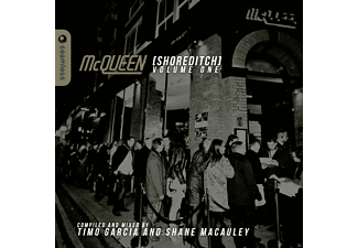 VARIOUS - McQueen Shoreditch Vol. 1 - (CD)