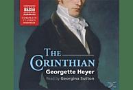 Georgina Sutton - The Corinthian - (CD)