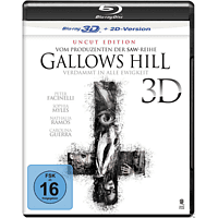 Gallows Hill 3D Blu-ray (+2D)
