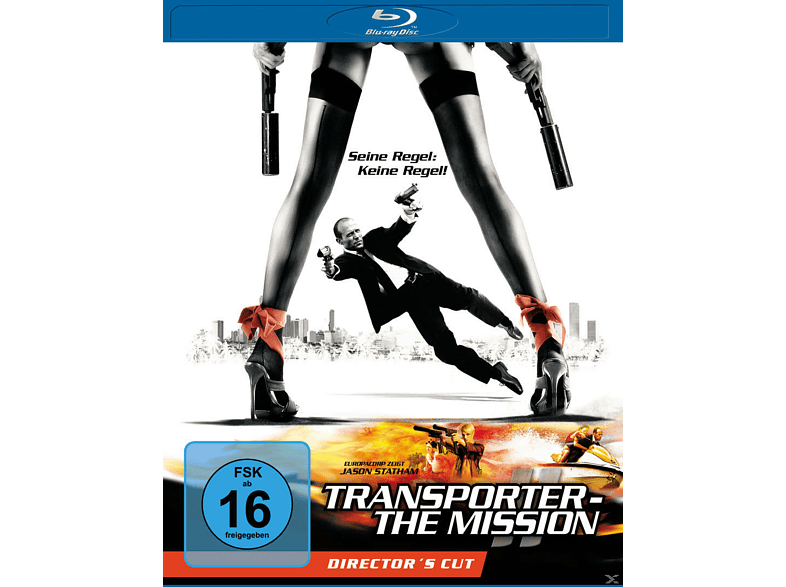 Transporter 2: The Mission [Blu-ray]