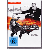 Transporter 2: The Mission [DVD]