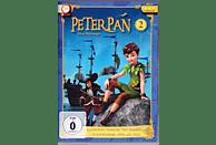 Peter Pan - Vol. 2: Gefährliche Wünsche / Die Krankheit / Erwachsenung / John, der Held [DVD]