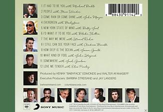 Barbra Streisand - Partners  - (CD)