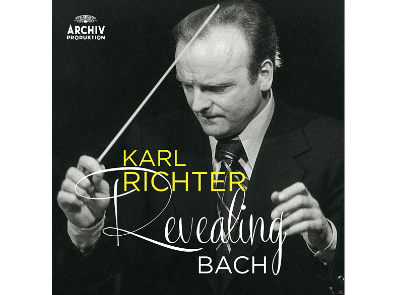 VARIOUS, Münchener Bach-chor, Münchener Bach-Orchester - Revealing Bach [CD]