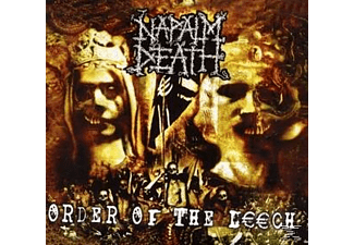 Napalm Death - Order Of The Leech (Limited Edition)  - (Vinyl)