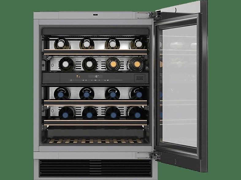 MIELE KWT 6322 UG Weinklimaschrank (144 kWh/Jahr, EEK A, Schwarz)