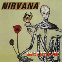 Nirvana - Incesticide [CD]
