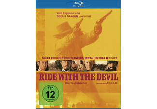 RIDE WITH THE DEVIL - DIE TEUFELSREITER - (Blu-ray)