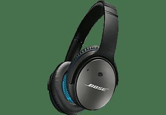 BOSE QuietComfort 25, Over-ear Kopfhörer Schwarz/Blau