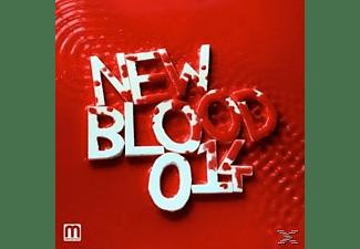 VARIOUS - New Blood 2014  - (CD)